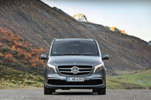 Mercedes-Benz V-Class Facelift (13)