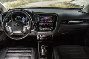 Test drive - Mitsubishi Outlander PHEV