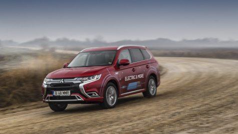Test drive – Mitsubishi Outlander PHEV