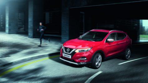 Nissan Qashqai N-Motion – Cel mai vândut SUV din Europa primește o versiune specială