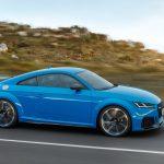Noile Audi TT RS Coupé și Roadster