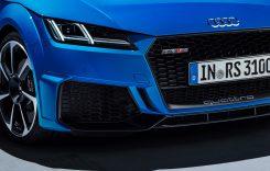 Noile Audi TT RS Coupé și Roadster – Informații și fotografii oficiale