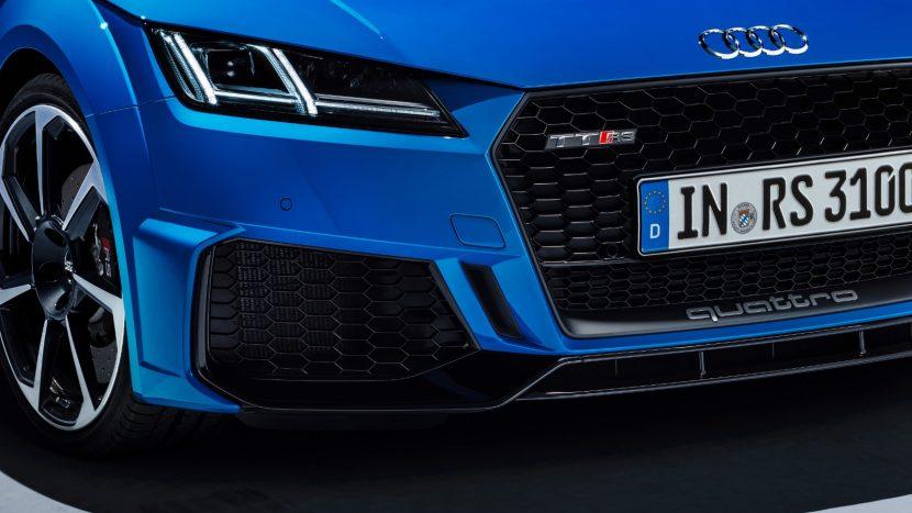 Noile Audi TT RS Coupé și Roadster feature photo
