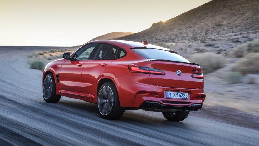 Noile BMW X3 M și BMW X4 M