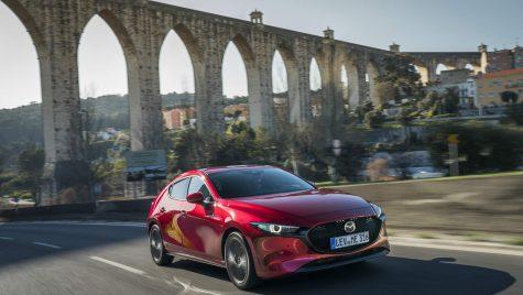 Noua Mazda3 poate fi comandată în România. Cât costă?