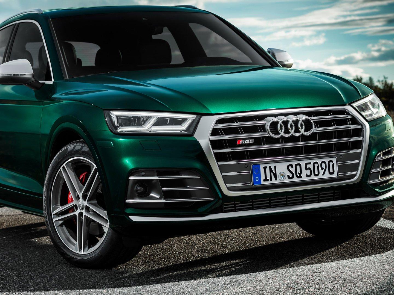 Noul Audi SQ5
