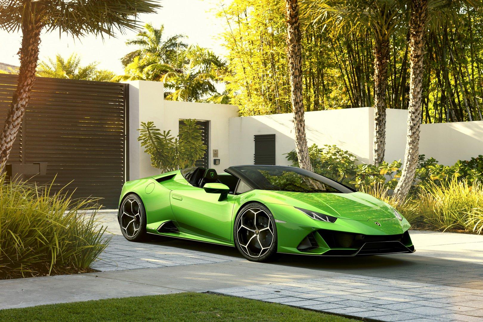 Noul Lamborghini Huracan Evo Spyder (14)
