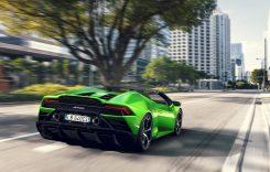 Noul Lamborghini Huracan Evo Spyder – Informații și fotografii oficiale