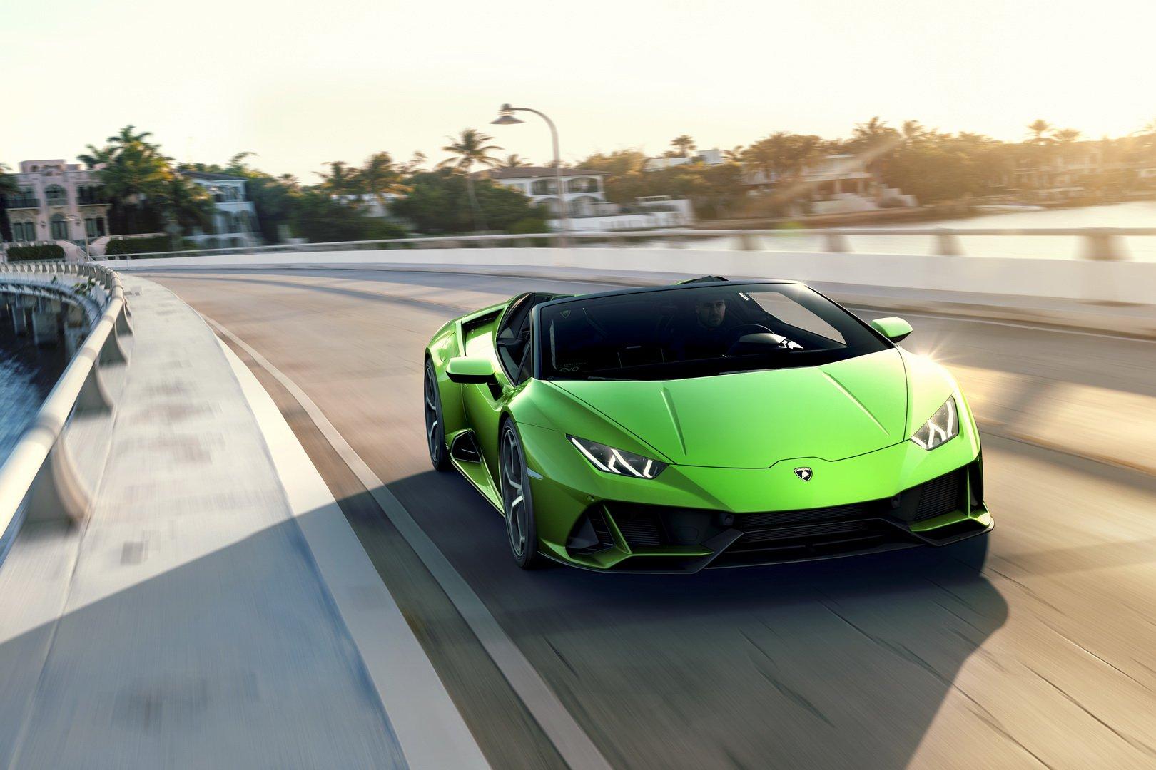 Noul Lamborghini Huracan Evo Spyder (7)