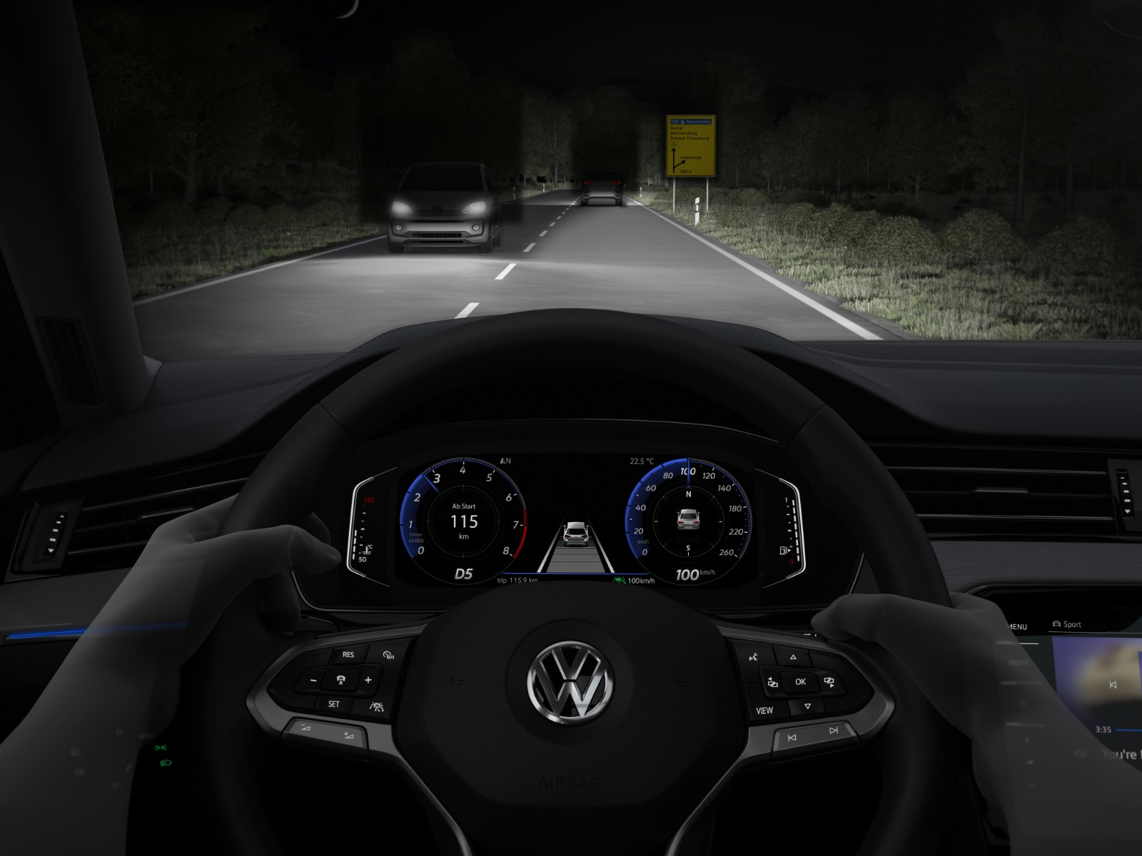 Noul Volkswagen Passat (19)