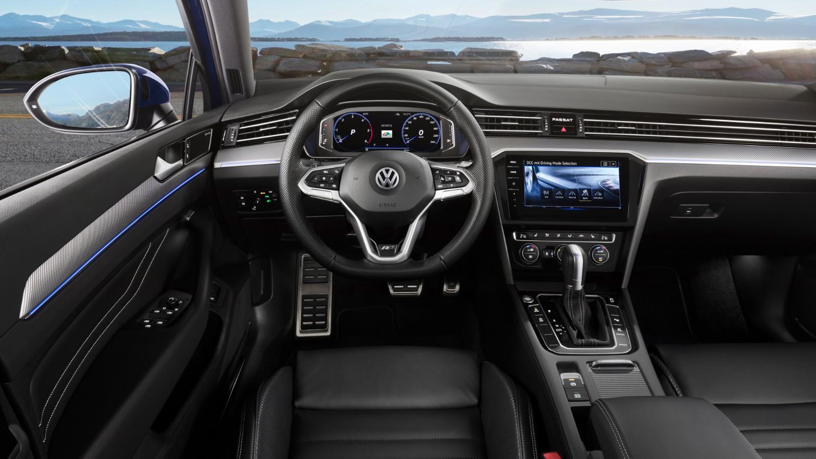 Noul Volkswagen Passat (36)