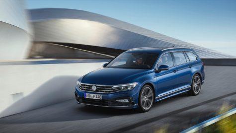 Noua generație Volkswagen Passat vine în 2023