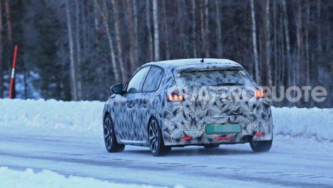 Prima imagine cu viitorul Opel Corsa – Design inspirat de un concept inovator