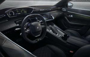 Conceptul Peugeot 508 Sport Engineered debutează la Geneva