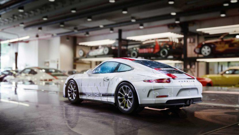 Porsche Puzzle (1)