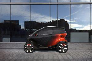 SEAT Minimo - un concept electric pregătit pentru piața de car sharing