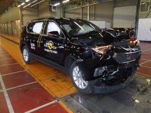 Primele teste EuroNCAP din 2019: Mercedes-Benz Clasa G, Honda CR-V și SEAT Tarraco