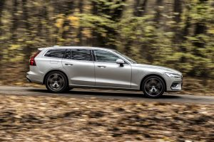 Test drive - Volvo V60 Inscription D4 AT8