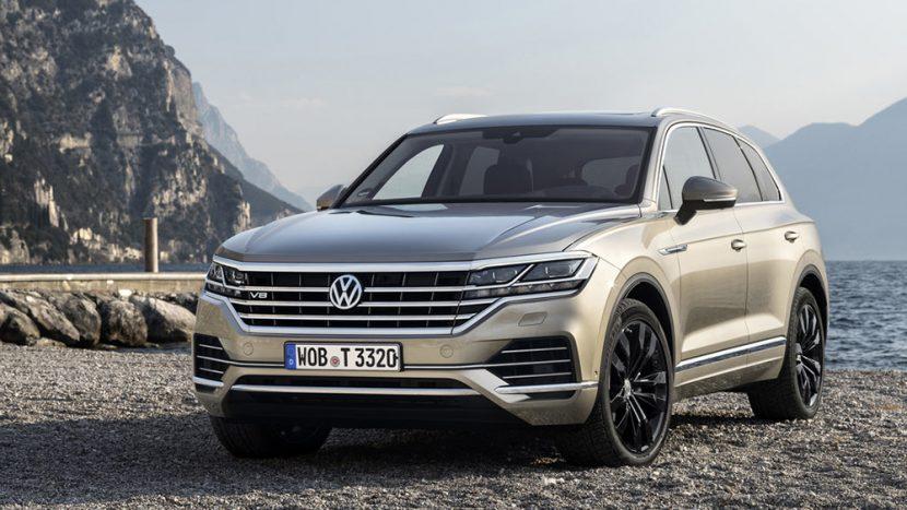 VW duce Touareg într-o altă ligă: V8 TDI și 421 CP