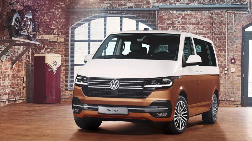 Volkswagen Bulli Multivan 6.1 - foto și informații oficiale