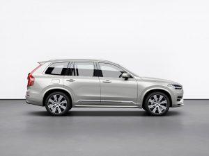 Volvo XC90 facelift - suedezii introduc o versiune mild hybrid