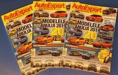 Revista AutoExpert numărul 199 poate fi găsită în rețelele de distribuție