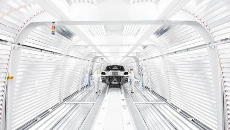 Viitorul Porsche Macan va fi oferit doar cu propulsie electrică