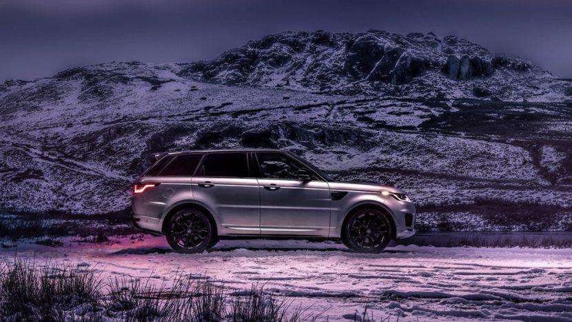 Range Rover Sport HST - motor nou, sistem mild hybrid și compresor electric