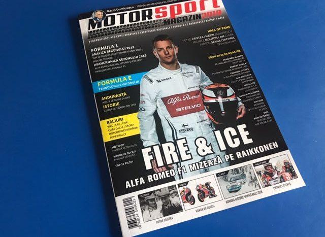 Motorsport Magazin 2019 Dedicat Performanței