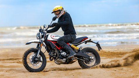 Incepe cea de-a patra ediţie Ducati Scrambler Days of Joy