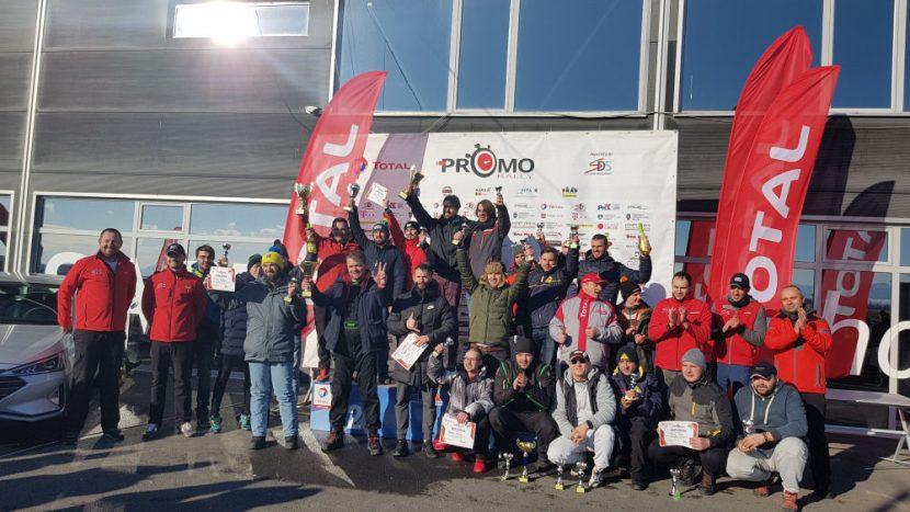Sezonul IV al campionatului Promo Rally TOTAL