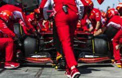 Scuderia Ferrari celebrează la Melbourne cea de a 90-a aniversare