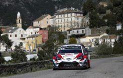 Va învinge Toyota în Tour de Corse?