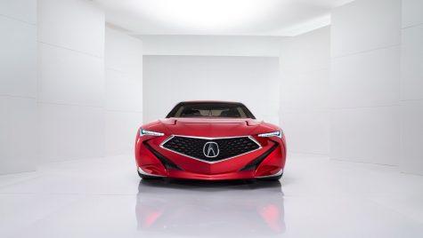 Conceptul Acura RLX va fi prezentat în curând