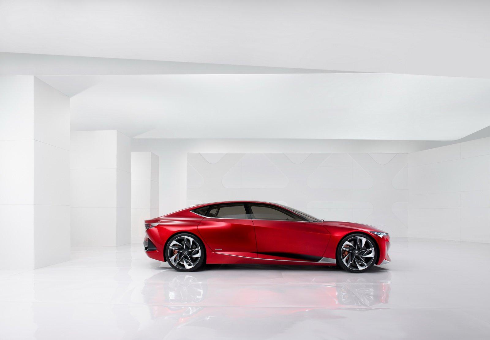 Acura RLX (4)