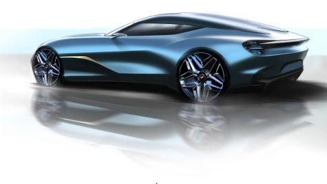 Cum va arăta ediția super-limitată Aston Martin DBS GT Zagato?