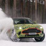 Cum arată interiorul primului SUV Aston Martin, DBX?