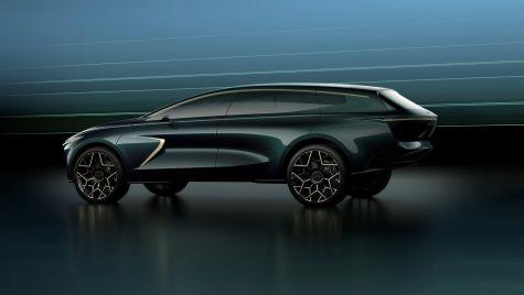 Geneva 2019: Aston Martin Lagonda All-Terrain – Informații și fotografii oficiale