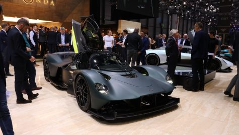 Geneva 2019 – Noul Aston Martin Valkyrie are peste 1.100 de cai putere!