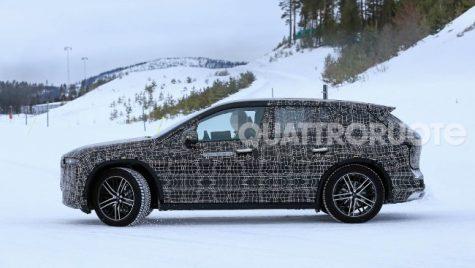 BMW iNext în teste. Se apropie momentul prezentării oficiale