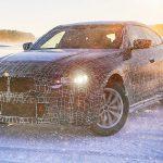 BMW iNext, BMW i4, BMW iX3 (6)