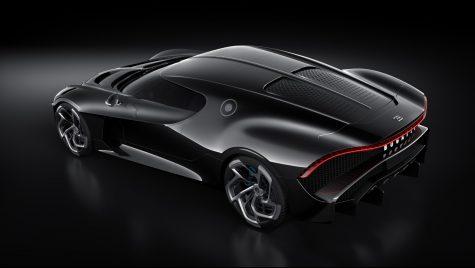 """Geneva 2019: Bugatti """"La Voiture Noire"""" – Cât costă cea mai scumpă mașină din lume?"""