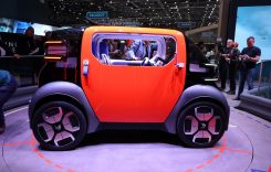 Geneva 2019 – Citroen Ami One e atac direct la Renault Twizy