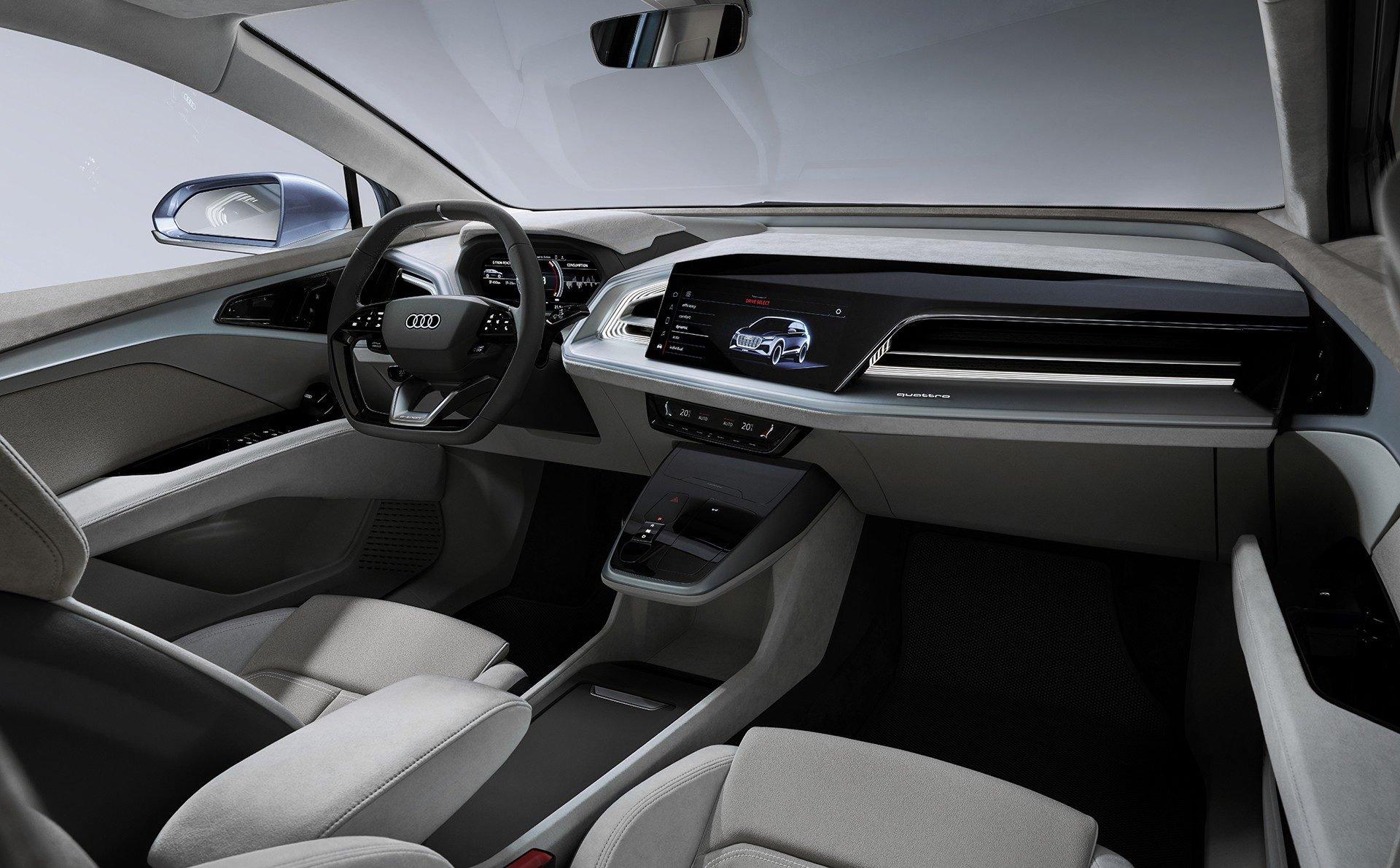 Conceptul Audi Q4 e-tron (1)