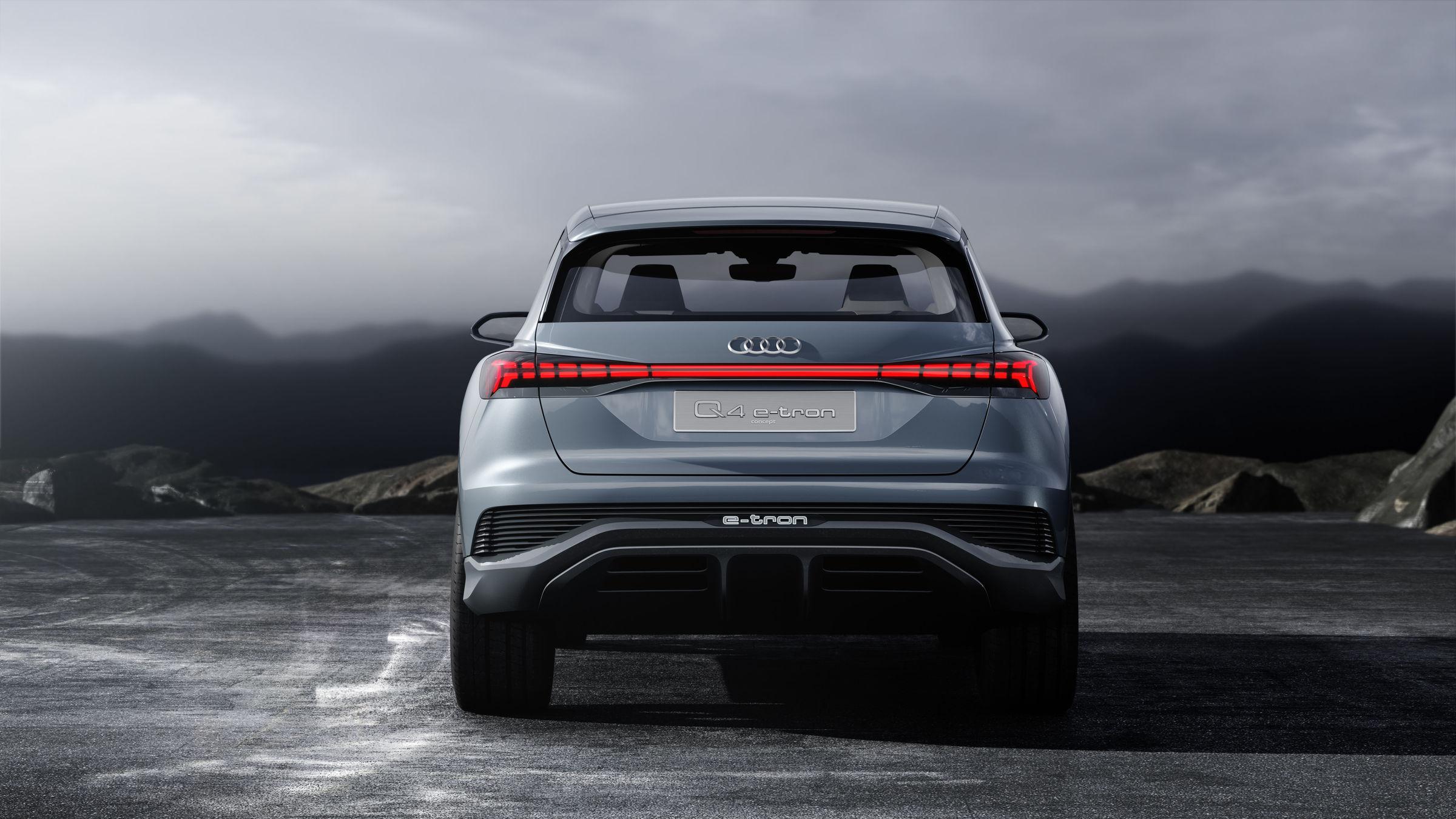 Conceptul Audi Q4 e-tron (10)