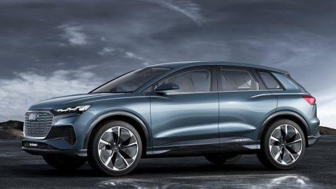 Planuri de electrificare: 20 modele electrice Audi pe 4 platforme