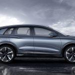 Conceptul Audi Q4 e-tron
