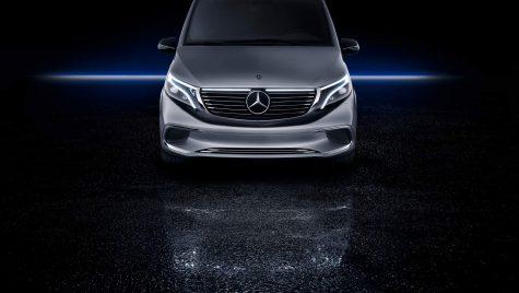 Geneva 2019: Conceptul Mercedes-Benz EQV – Informații și fotografii oficiale