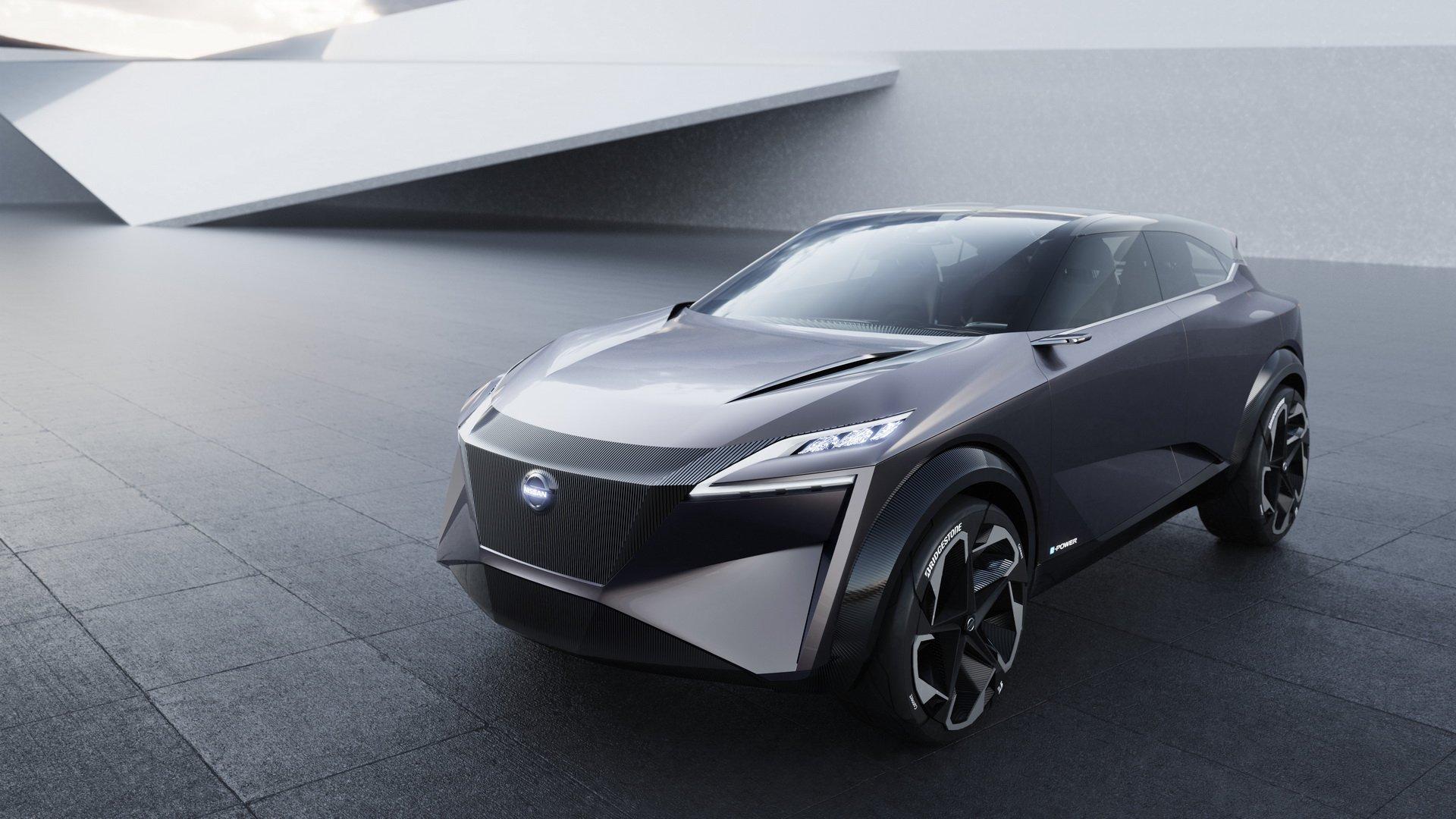 Conceptul Nissan IMQ (4)