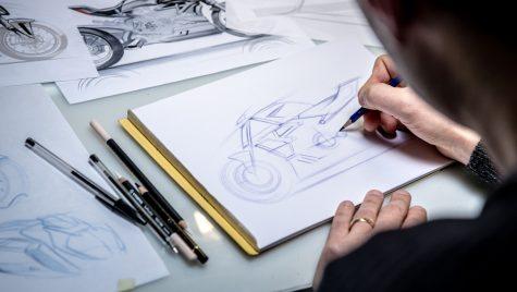 """Red Dot Design Award 2019"" pentru Ducati Diavel 1260"